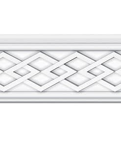 Bagheta polistiren decorativa DM402/Baghete decorative