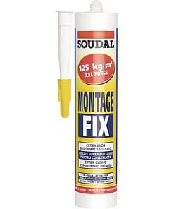 Adeziv Soudal montage fix 280 ml